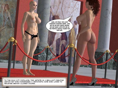 The Artiste Affair - part 5