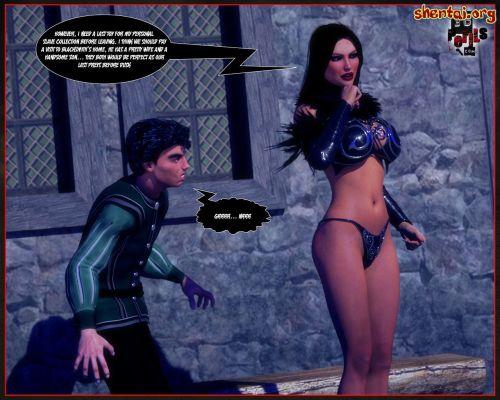 The Legend of Alucardia - part 7