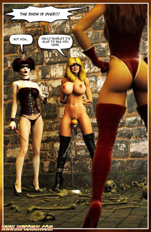 Hip Gals - Halloween Sex Kitten - Part 1-16 - part 13