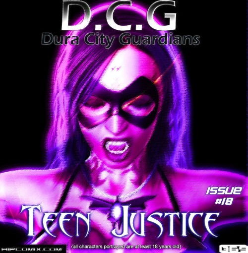 Dura City Guardians - Teen Justice - Chapter 1-22 - part 11