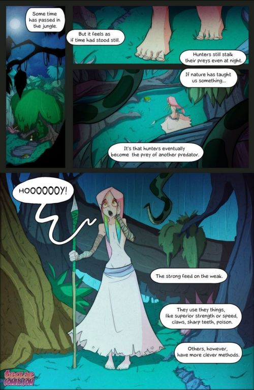 Of The Snake And The Girl 4 - part 2