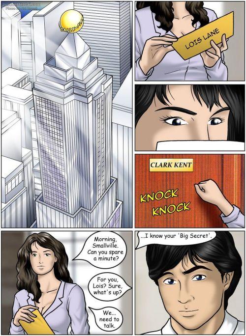 Smallvilles Big Secret