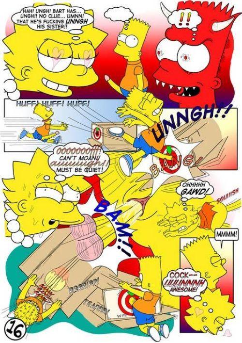 Simpsons- Lisa's Lust - part 2