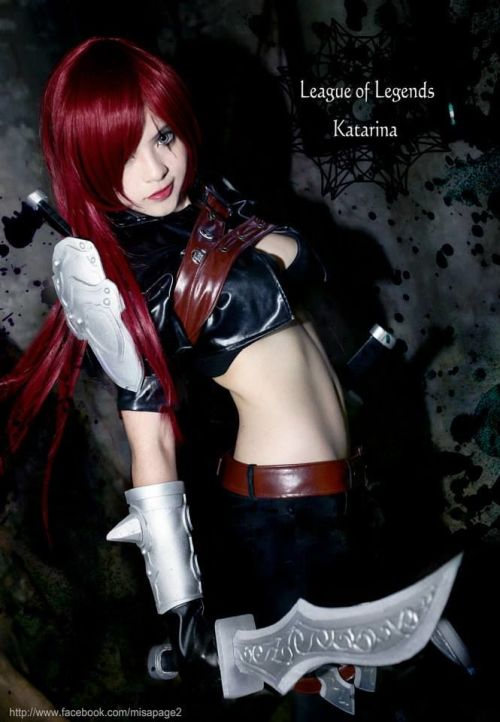 League of Legends Cosplay Compilation vol.1 - part 3